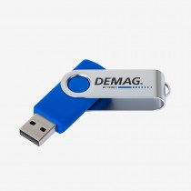 Demag USB-Stick