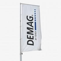DEMAG Vertical Flag