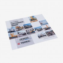 DEMAG 3-in-1 cloth