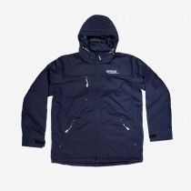 DEMAG Men's winter jacket blue